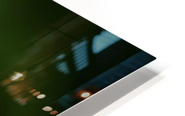 Magenta HD Sublimation Metal print