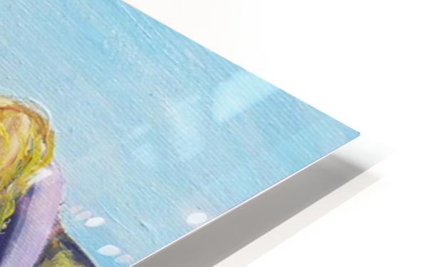 Look HD Sublimation Metal print