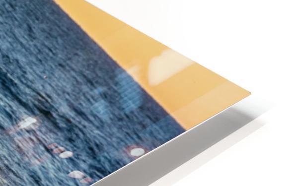 Chosen One HD Sublimation Metal print