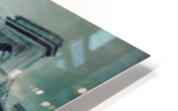 Chain Bridge HD Sublimation Metal print