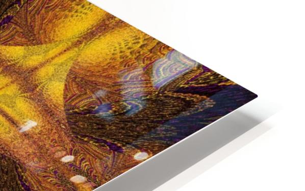 Spiritual Sunshine  21 HD Sublimation Metal print