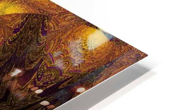Spiritual Sunshine  22 HD Sublimation Metal print