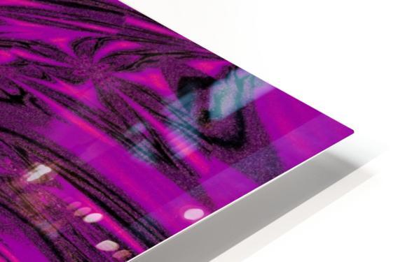 Purple Desert Song 8 HD Sublimation Metal print