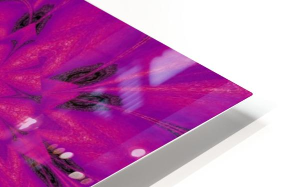 Purple Desert Song 32 HD Sublimation Metal print