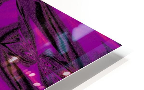Purple Desert Song 40 HD Sublimation Metal print