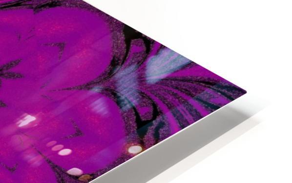 Purple Desert Song 47 HD Sublimation Metal print