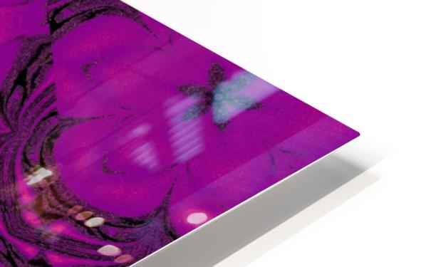 Purple Desert Song 48 HD Sublimation Metal print