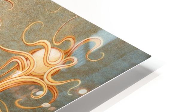 UTO HD Sublimation Metal print