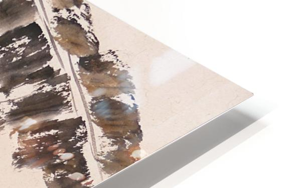 Three Little Fish HD Sublimation Metal print