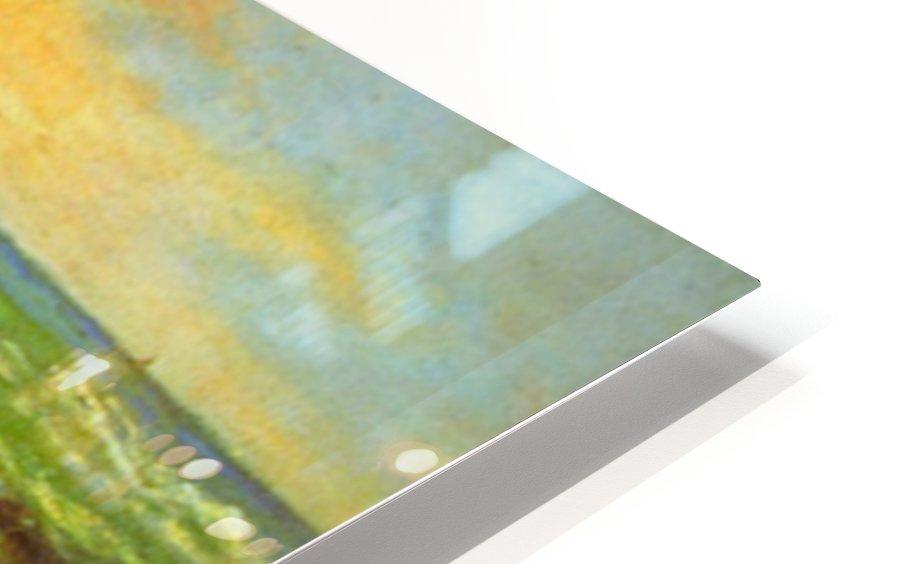 Concarneau by Schuffenecker HD Sublimation Metal print