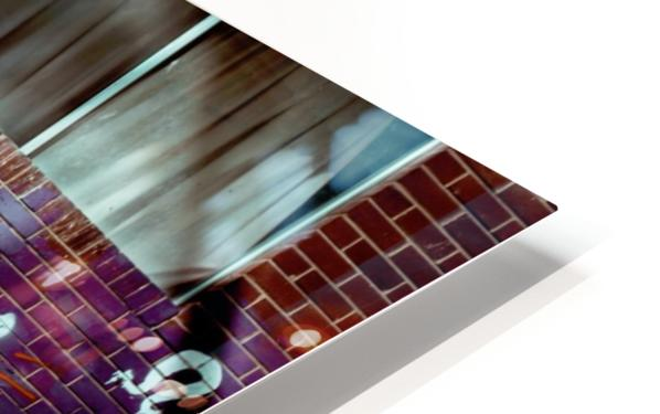 Beauty HD Sublimation Metal print