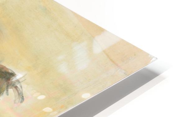 scan836 HD Sublimation Metal print