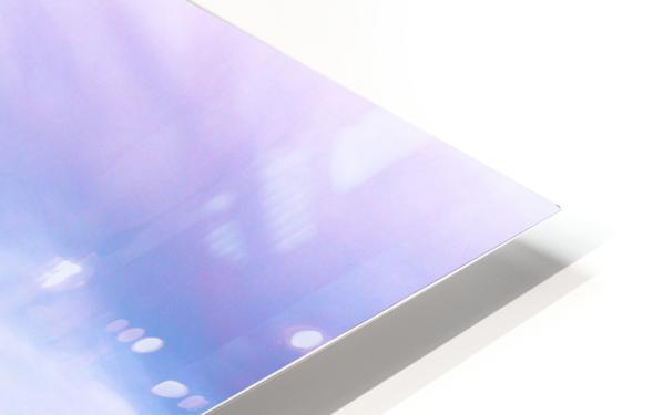Symphony of Light HD Sublimation Metal print
