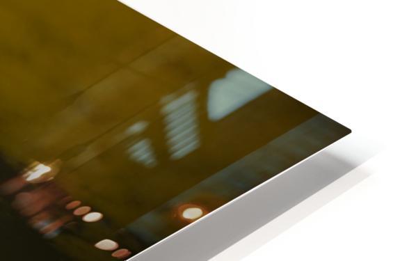 Blue Bridge HD Sublimation Metal print