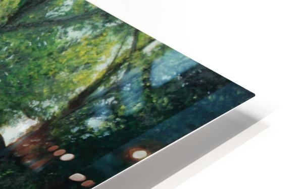 Arboretum at canal HD Sublimation Metal print