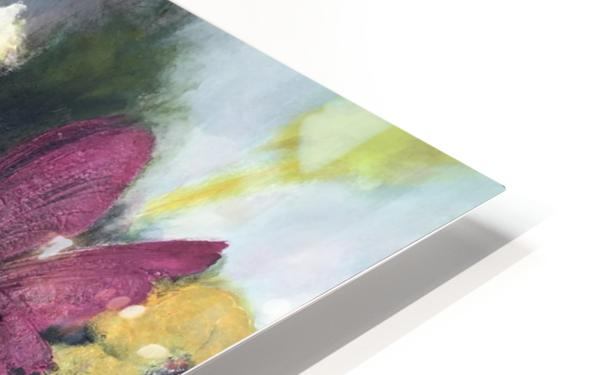 L Eclosion HD Sublimation Metal print