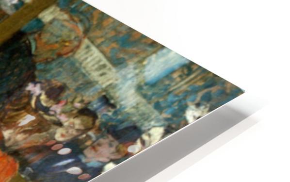 Dancing a Valse by Toulouse-Lautrec HD Sublimation Metal print