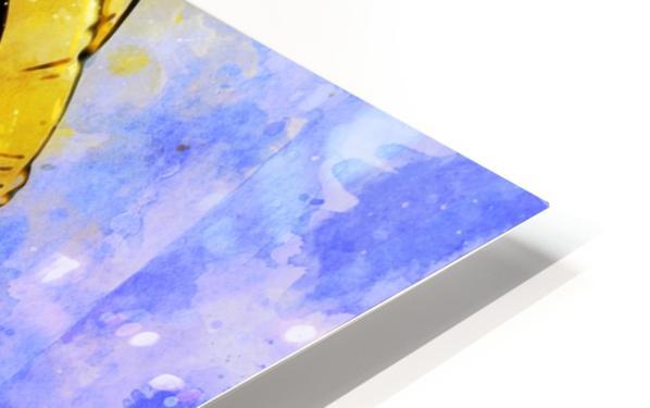 Luffy HD Sublimation Metal print