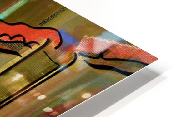 0206 HD Sublimation Metal print