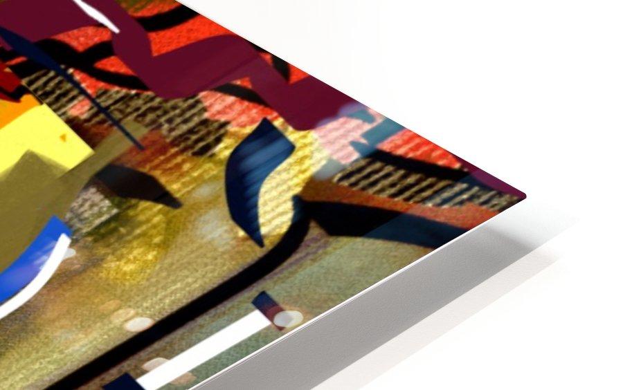 0210 HD Sublimation Metal print