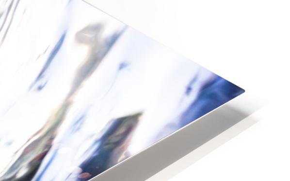 Crash HD Sublimation Metal print