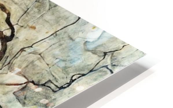Egon Schiele - Winter Tree HD Sublimation Metal print