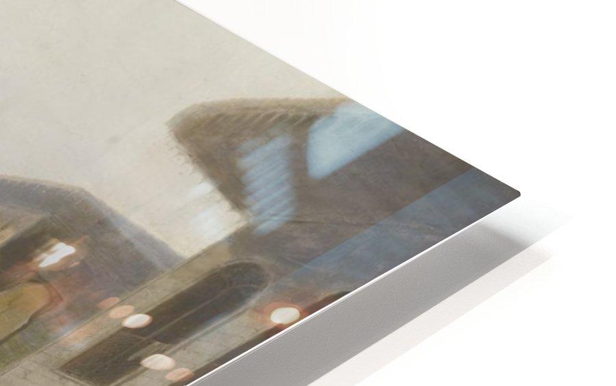 View of the Bosporus HD Sublimation Metal print