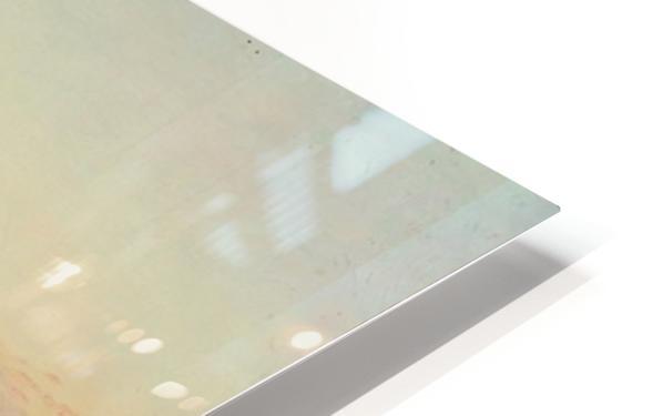 Sea view HD Sublimation Metal print