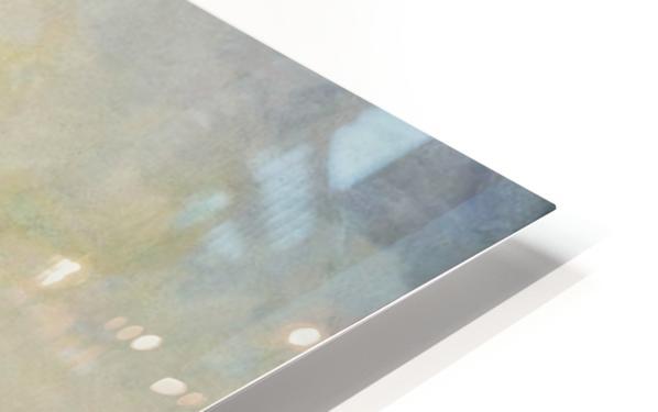 Dejection of Noah from mountain Ararat HD Sublimation Metal print