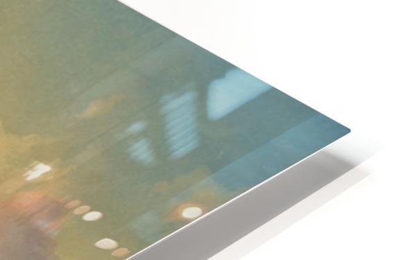 Sea. Koktebel HD Sublimation Metal print