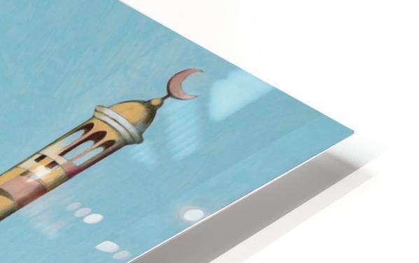 Doha HD Sublimation Metal print