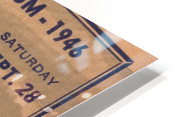 1946_College_Football_Oklahoma vs. Army_Michie Stadium_West Point_New York_Row One Brand HD Sublimation Metal print