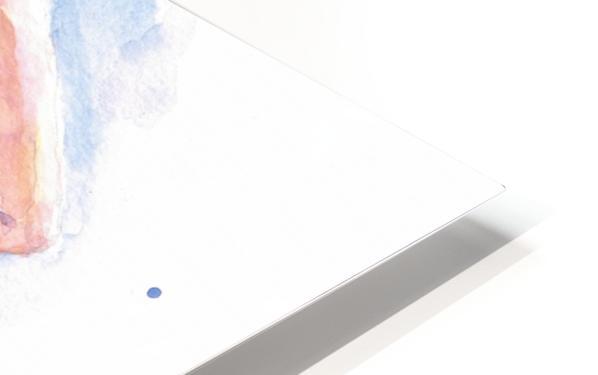 En Pointe HD Sublimation Metal print