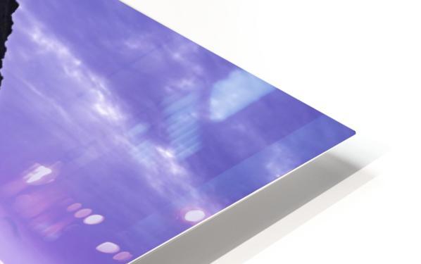 The 1 minute color gap HD Sublimation Metal print