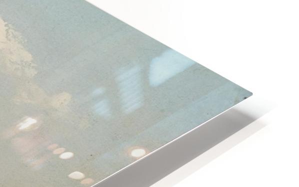 Franzasische Riviera HD Sublimation Metal print