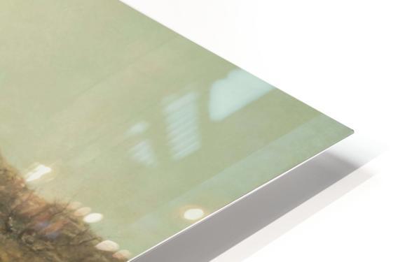 Arabische Krieger HD Sublimation Metal print