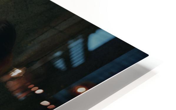 Marie-Jo II HD Sublimation Metal print