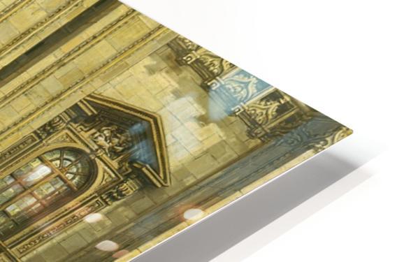 Il Duomo di Milano HD Sublimation Metal print