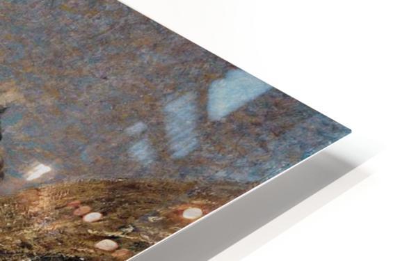 Norwegische Fjordlandschaft HD Sublimation Metal print