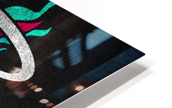 Miami Heat Vice HD Sublimation Metal print