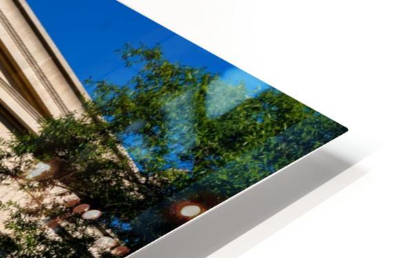 The News Building   Athens GA 07343 HD Sublimation Metal print