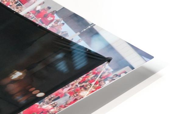 University of Georgia Football   Athens GA 2838 HD Sublimation Metal print