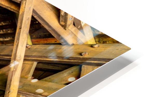 Watson Mill Bridge State Park   Comer GA 06956 HD Sublimation Metal print