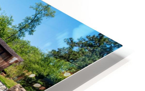 Watson Mill Bridge State Park   Comer GA 06860 HD Sublimation Metal print