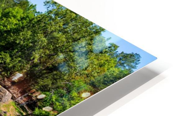 Watson Mill Bridge State Park   Comer GA 06576 HD Sublimation Metal print