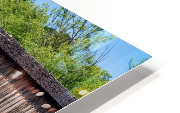 Watson Mill Bridge State Park   Comer GA 06715 HD Sublimation Metal print