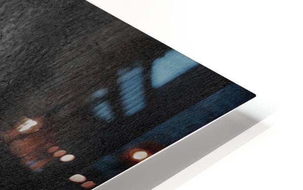 Jackson Florida Skyline Wall Art HD Sublimation Metal print