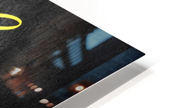 Newark New Jersey Skyline Wall Art HD Sublimation Metal print