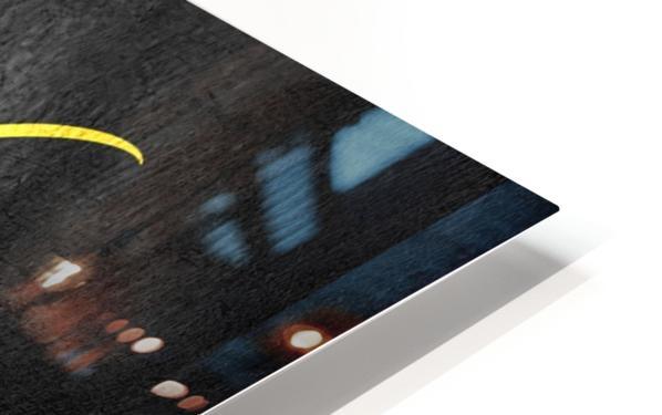 Oakland California Skyline Wall Art HD Sublimation Metal print