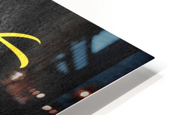 Sacramento California Skyline Wall Art HD Sublimation Metal print